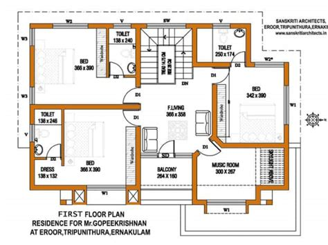 kerala home design with free floor plan allyshams blog