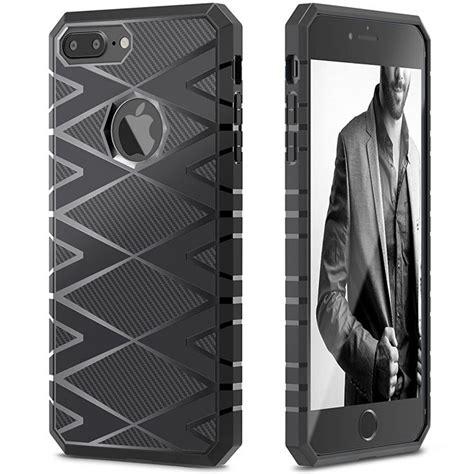 Iphone 77plus Fiber Anti ispecle iphone 7 plus tpu carbon fiber
