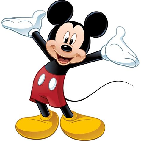 mickey mouse wall stickers new mickey mouse wall decal disney bedroom stickers room decals decor ebay