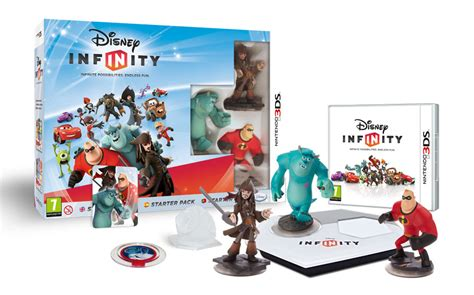 infinity 3ds disney infinity now at five below 3ds starter pack
