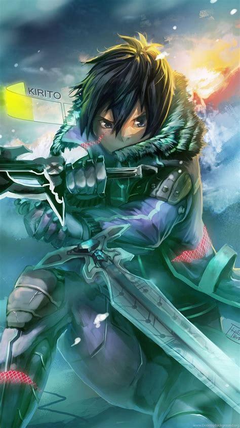 sword art  mobile wallpapers desktop background
