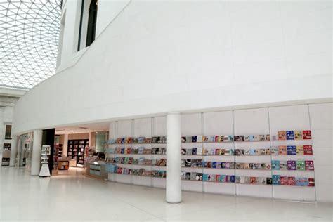 design museum london bookshop british museum bookshop by lumsden design london uk