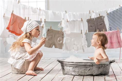 14 Ways To Save Money Doing Laundry Baby Laundry