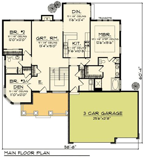 Charming House Plans by Charming Ranch Home Plan 89263ah Architectural Designs