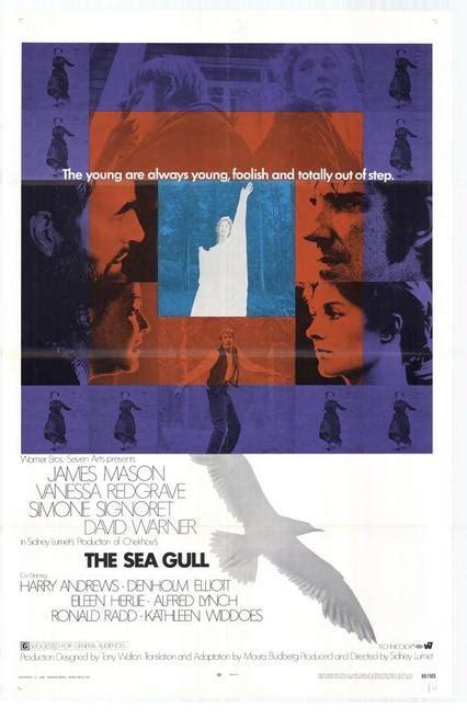 il gabbiano trama il gabbiano 1968 filmtv it