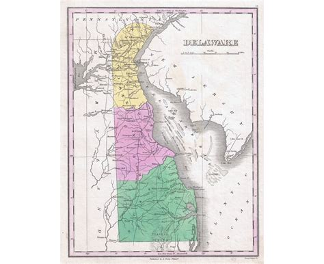 city map of delaware maps of delaware state collection of detailed maps of