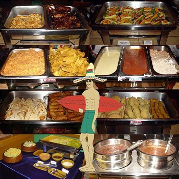 Inspire Pattaya All You Can Eat American Mexican Buffet All You Can Eat Mexican Buffet