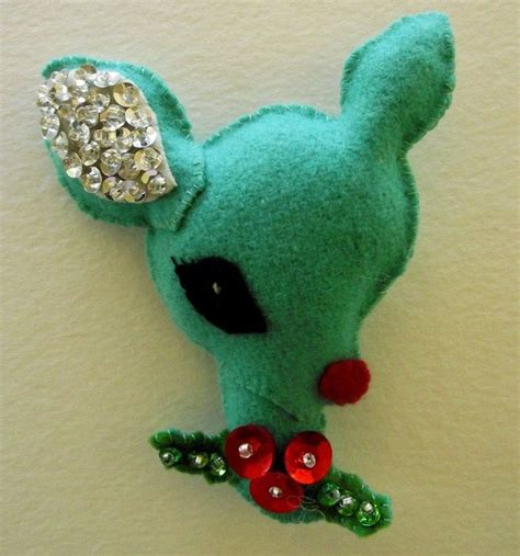 patterns christmas felt 17 best ideas about reindeer christmas on pinterest