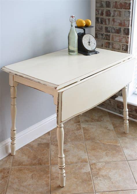 vintage drop leaf kitchen table  diamond   stuff