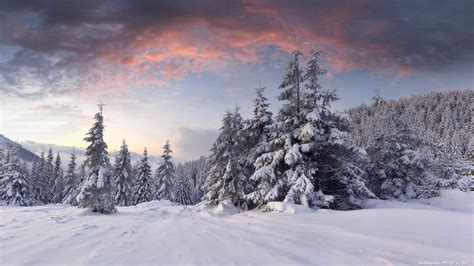 winter desktop wallpapers 4k ultra hd