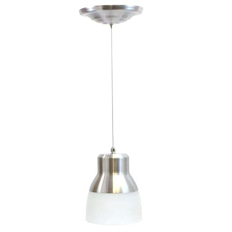 battery powered wireless led pendant light it s exciting lighting 24 light nickel 2 25 watt