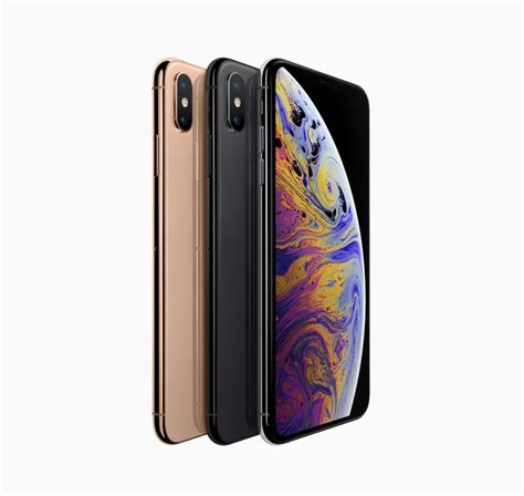 apple iphone xs xs max now official at p68k p75k philippine price