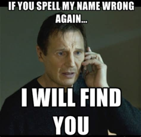 Name Memes - top 10 pr mistakes to avoid when pitching hallam internet