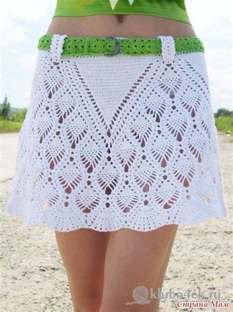falda recta a crochet paso a paso patrones para hacer faldas tejidas a crochet