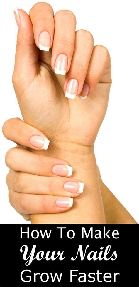 how to make nail beds longer nails grow faster beautify themselves with sweet nails