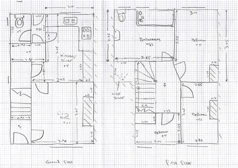 how to draw a floor plan for a house floor plan sketch archives elements property