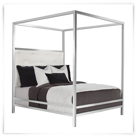 Metal Canopy Bed Frame Canopy Steel Bed Frame Metal Bed Frame