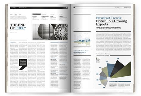 artikel layout desain editorial magazine design mediatrends on editorial