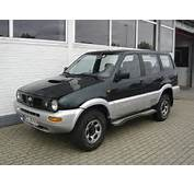 1998 Nissan Terrano II  The Was Built In