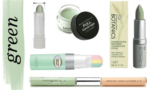 different color concealers a guide to color concealers