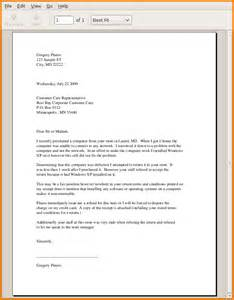 Business Letter Template For Students Formal Letter Examples For Students Financial Statement Form