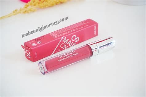 Wardah Lip Di Guardian review wardah exclusive matte lip mauve on iva s