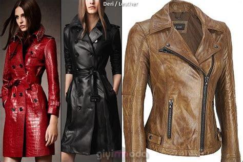 ceket modelleri ve isimleri neler