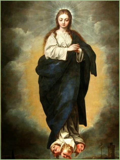 imagenes virgen maría inmaculada oraciones de los santos para peticiones oracion a la