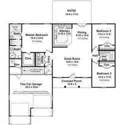 2 Bedroom Ranch Floor Plans bedroom ranch floor plans additionally 3 bedroom 2 bath ranch floor