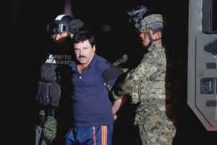el chapo mexican kingpin recaptured sent back to