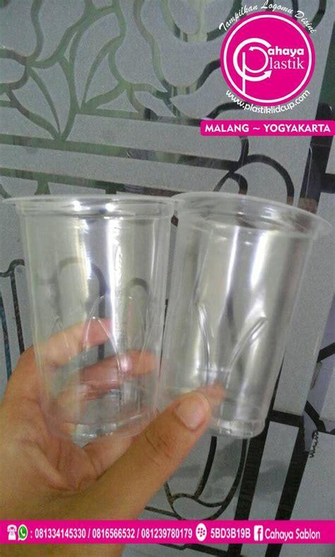 jual gelas plastik  ml cup air mineral harga murah