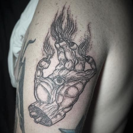 hand of glory tattoo the map tattoos page 7