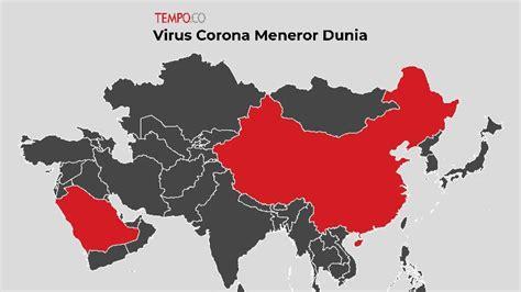angka korban meninggal virus corona naik menjadi