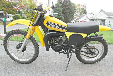 vintage yamaha 1978 yamaha yz100 vintage racer motocross ahrma acr yz 100