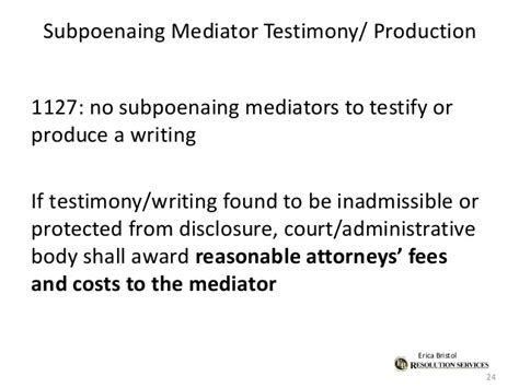 ccp section 170 6 adr ip mediation what it is how it works how to draft