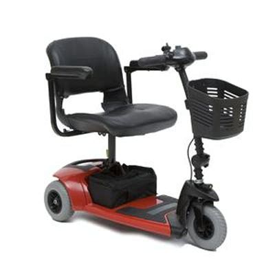 Travel Pro 3 Wheel Scooter Mobility Scooters