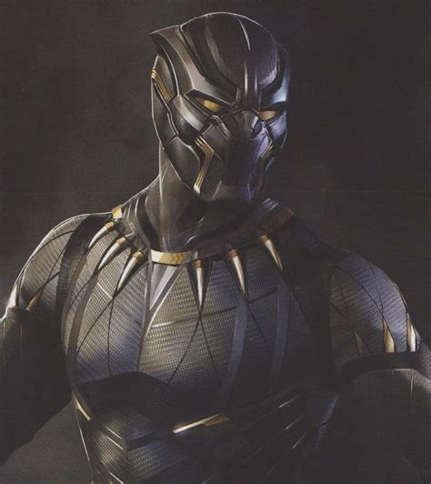 Kaos Print Original Umakuka Black Panther Suit 1 black panther amazing new concept shows futuristic and comic accurate takes on t challa s