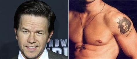 mark wahlberg tattoos removed wahlberg removed models picture
