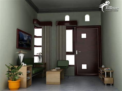 konsep ruang tamu minimalis