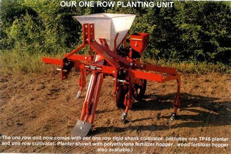 Single Row Planter For Sale by Covington Tp 46 Single Row Planter