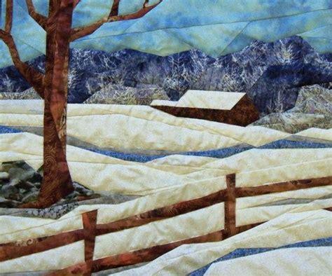Landscape Quilting Material 426 Best Images About Patchwork Quilt Applique