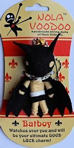 Nola Voodoo Handmade String Dolls - about us nv dolls