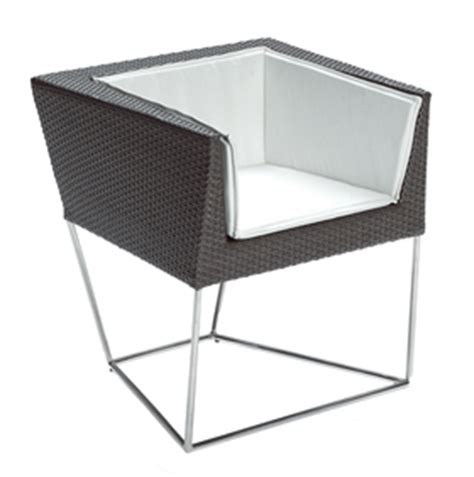 cube armchair cube outdoor armchair wire bottom