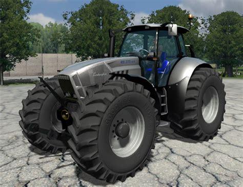 Tractors Lamborghini Get A Load Of These Lamborghini Tractors In Farming
