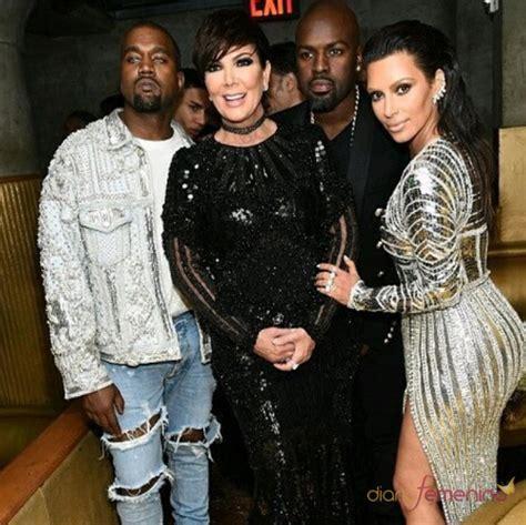 imagenes de la familia kardashian la familia kardashian jenner en la met ball 2016
