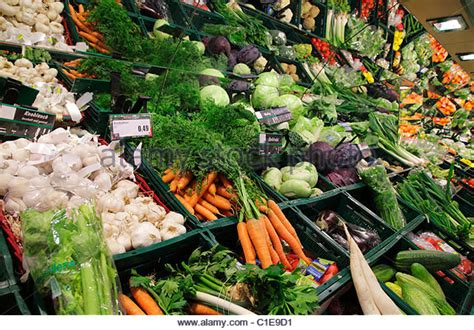 What Is The Shelf Of Vegetable by Shelves Supermarket Stock Photos Shelves Supermarket Stock Images Alamy