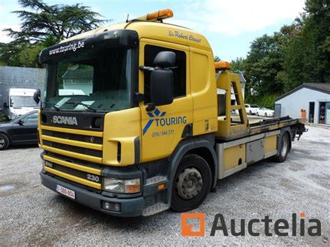 camion porte voiture a vendre camion porte 3 voitures scania 230 94d 2004 804 000 km