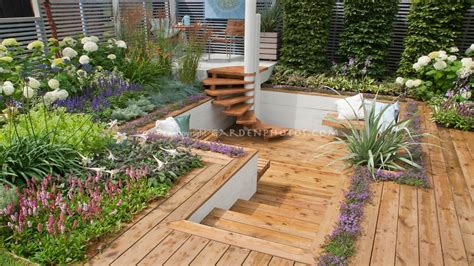 Ordinary Split Level Patio #10: Sunken-patio-designs-sunken-deck-lrg-6bd19600f20060f8.jpg