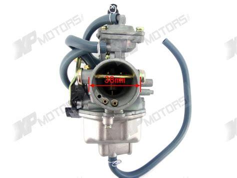 honda fourtrax 250 carburetor diagram new carb carburetor for honda trx 250 trx250 recon 1997
