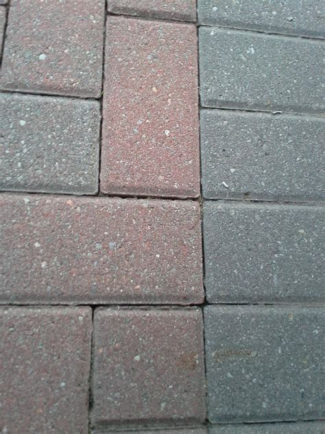 Patio Pavers Filler Pavers What Of Filler Was Used For This Patio